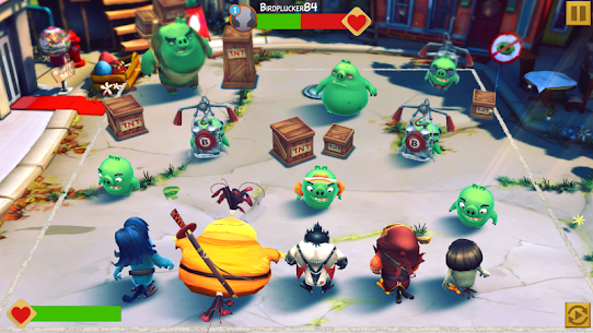 Angry Birds Evolution 2020 MOD APK (Unlimited Gems) 5
