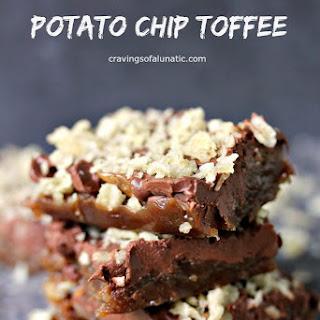 Potato Chip Toffee