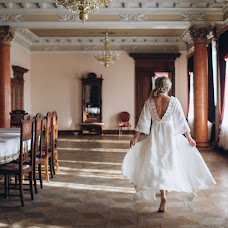 Wedding photographer Alina Ivanova (aivanova). Photo of 24.09.2018