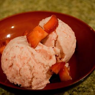 Strawberry Ice Cream No Eggs Recipes