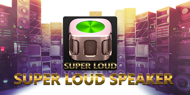 super high volume booster(super loud) Capture d'écran