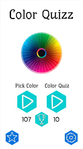 玩免費益智APP|下載Color Quiz Free Trivia Game app不用錢|硬是要APP