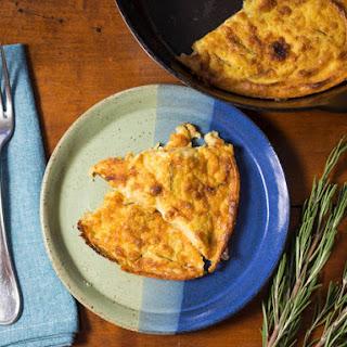 Farinata (Italian Chickpea Pancake)