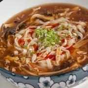 Chicken Hot & Sour Soup Noodles