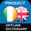 Irish English dictionary icon