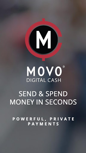 MOVO - Mobile Cash & Payments screenshot 1