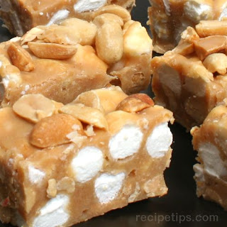 Salted Nut Roll Bars.