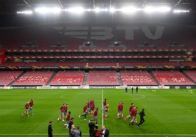 Suivez en direct commenté la rencontre entre Benfica et le Standard de Liège