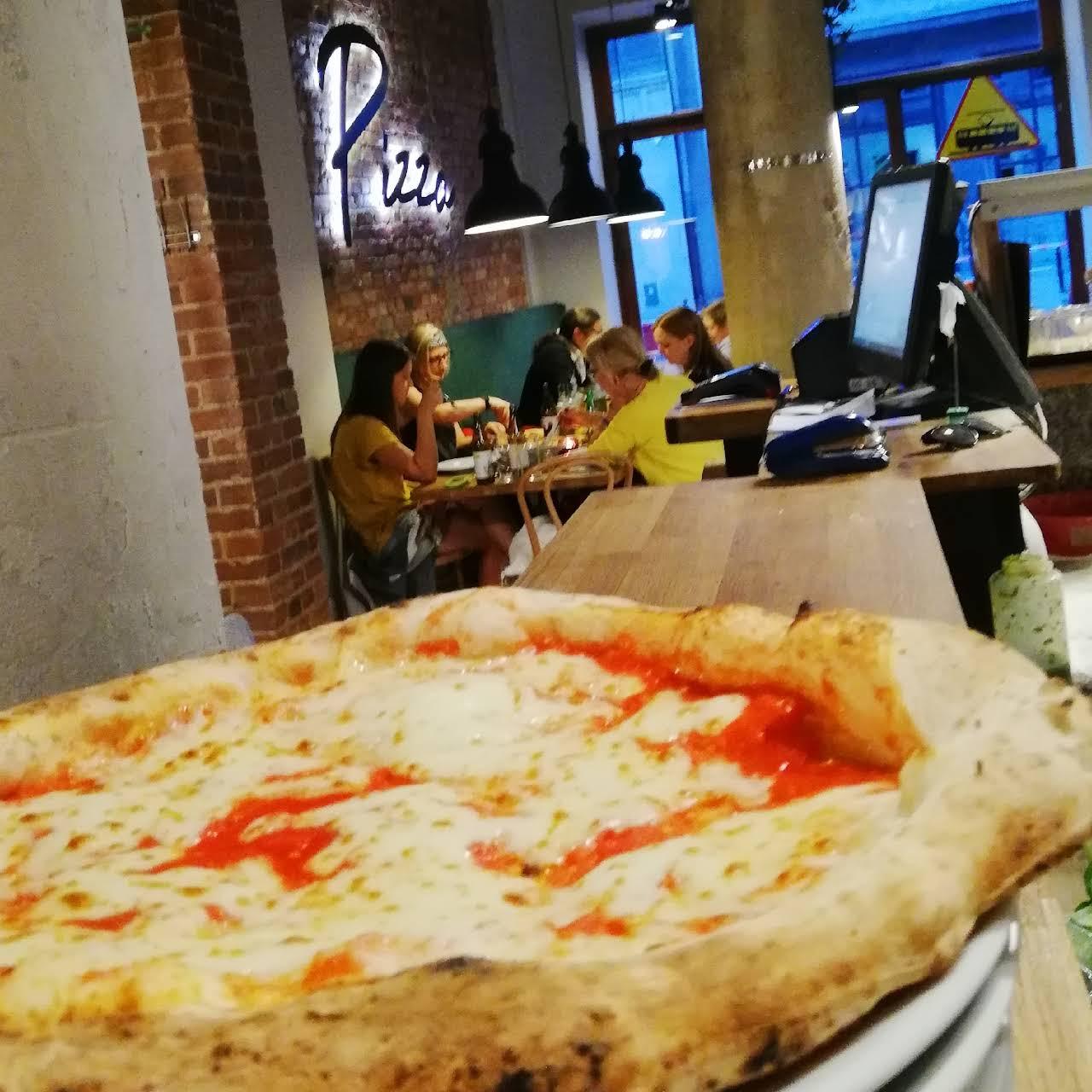 Pizzeria Frontiera Autentica Pizza Napoletana Pasta Fresca