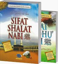Sifat Shalat dan Wudhu Nabi SAW (Paket 2 Buku) | RBI