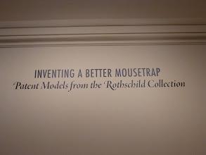 Photo: Mousetrap Exhibition.
