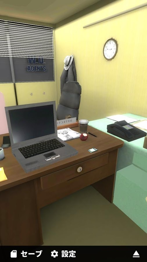 Escape from detective office- screenshot
