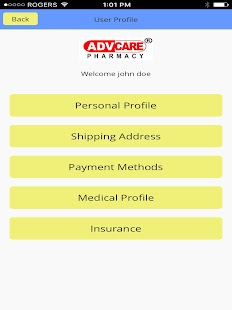 ADV-Care Pharmacy- RX Services- screenshot thumbnail