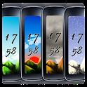 Gear Fit Season-Mountain Clock icon