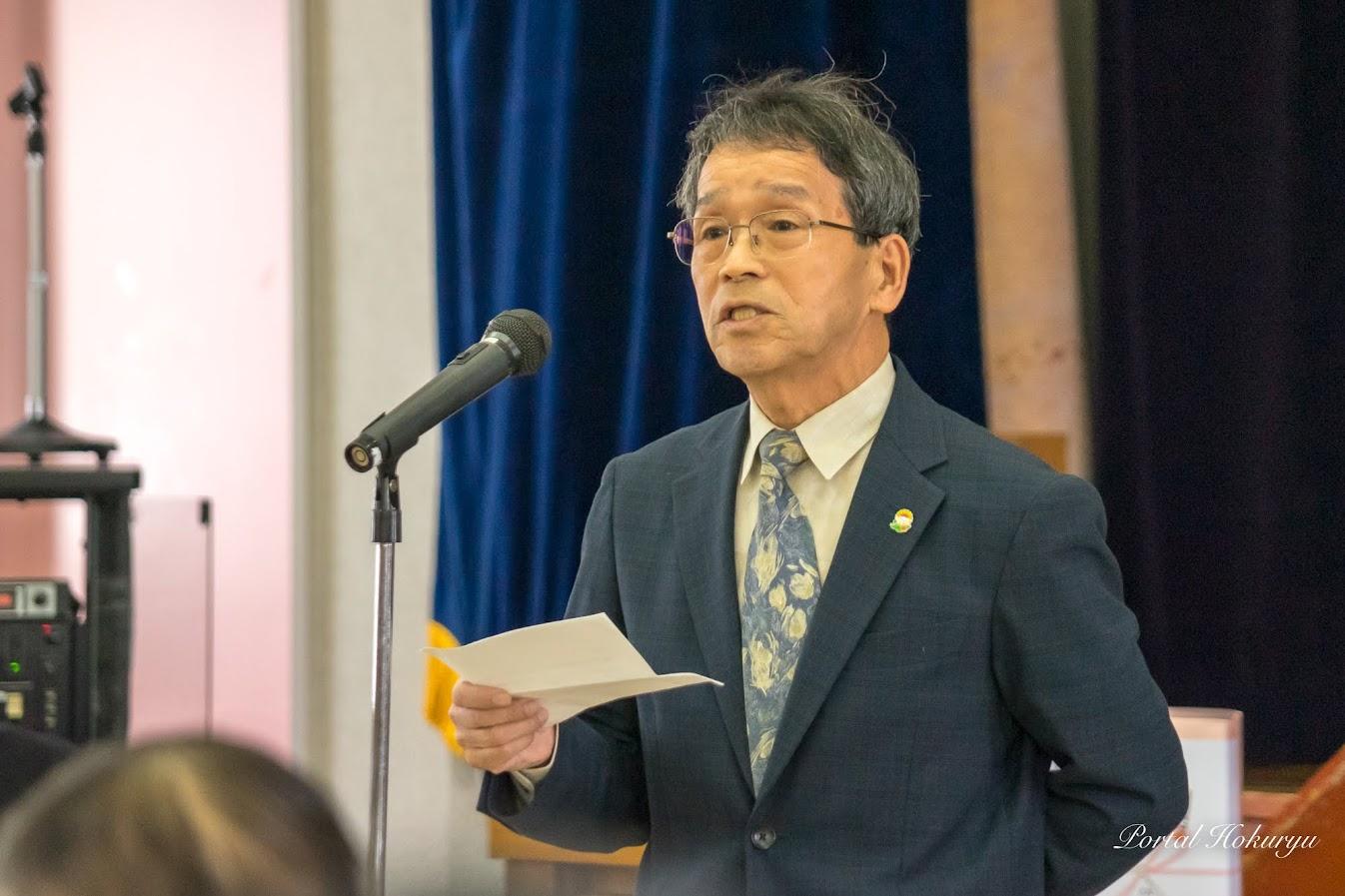 谷本明 副会長