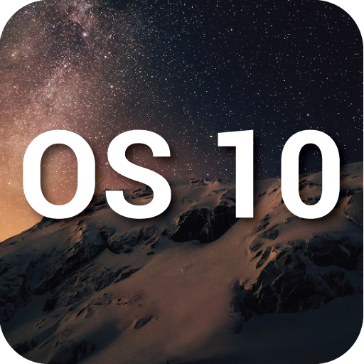 iLock- Lock Screen OS 10 Style