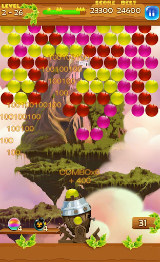Bubble Fever - Shoot games 1.1 screenshots 6