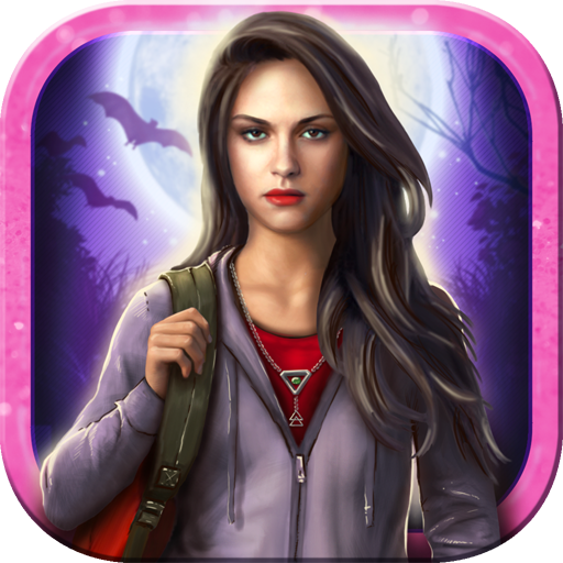 Download Vampire Love Story Game with Hidden Objects