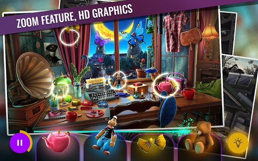 Optical Illusions Hidden Objects Game 3.01 screenshots 2