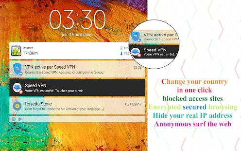 Free VPN Unlimited Proxy vpn master speed hotspot - náhled