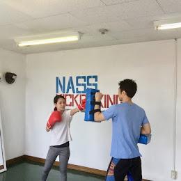 NASSキックボクシングエクササイズのメイン画像です