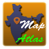 India Map Atlas - 250+ maps
