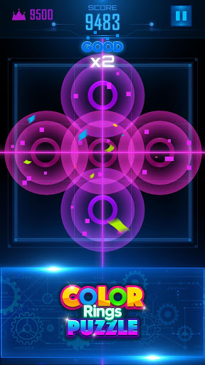Color Rings Puzzle 2.1.8 screenshots 3
