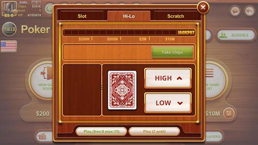 Poker Forte u2013 Texas Hold'em Poker Games 11.0.67 screenshots 11