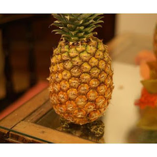 Pineapple Cocktail.