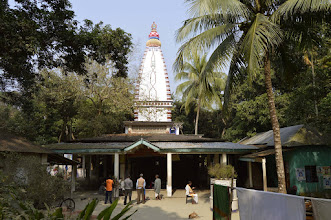 Photo: The New Temple of Bakchar Sree Angan - Photo 2