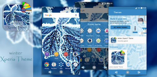 Приложения в Google Play – <b>Winter</b> Live Wallpaper Free | Xperia ...