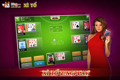 Xì tố - Xi to - ZingPlay