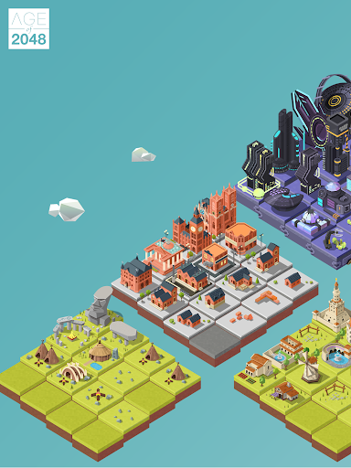 Age of 2048™: Civilization City Building Games 1.6.0 screenshots 8