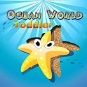 QCat - toddler's ocean world icon