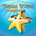 QCat - océan monde de bébé icon