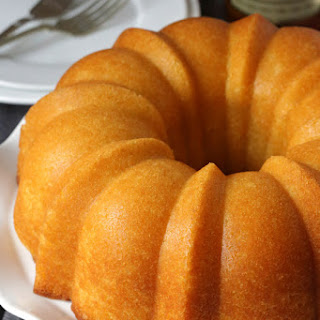 Totally from Scratch Rum Cake (with a 100% whole grain option)
