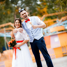 Wedding photographer Aleksey Simonov (simonov). Photo of 02.02.2017