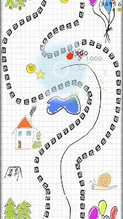Scribble Racer - S Pen- screenshot thumbnail