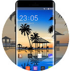 Theme for Gionee S6 Pro travel wallpaper icon