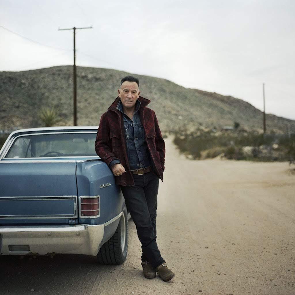 [迷迷音樂] 「工人皇帝」布魯斯史普林斯汀 Bruce Springsteen《 西方之星 》空降英國金榜冠軍