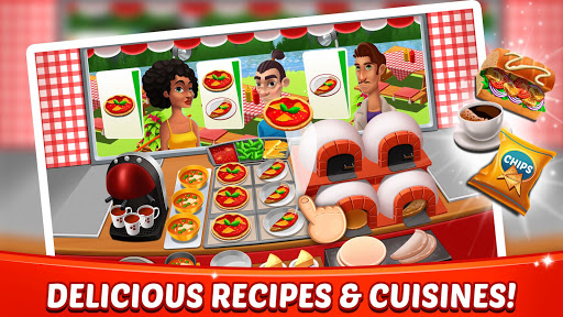 Food Fever - Kitchen Restaurant & Cooking Games 1.07 screenshots 4
