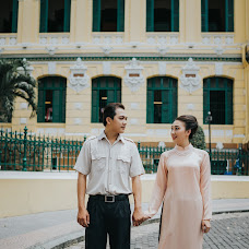 Wedding photographer Trung Võ (iamtrungvo). Photo of 08.06.2017