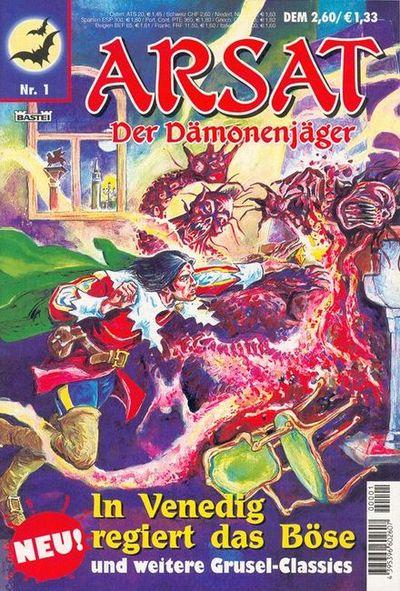 Arsat - Der Dämonenjäger (2001) - komplett