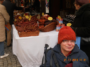 Photo: 21 XI 2015 r - wczoraj otworzyli Jarmark Bożonarozeniowy na wrocławskim rynku.