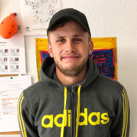 Axel participe au semi-marathon de Nice pour soutenir L'Arche à Grasse !