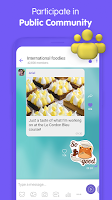 screenshot of Viber Messenger - Messages, Group Chats & Calls
