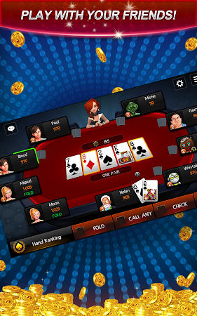 Awesome Poker - Texas Holdem 19.10 screenshot 2092203