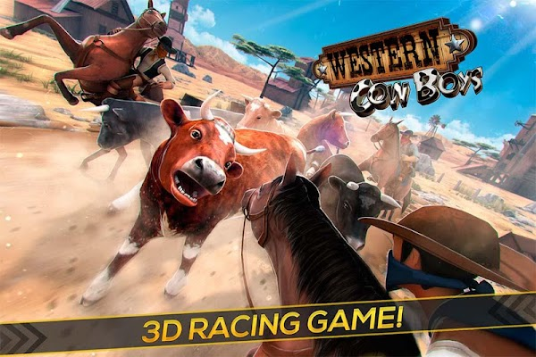 Western Cow Boys  - screenshot