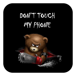 Don T Touch My Phone Theme Android Apps On Google Play