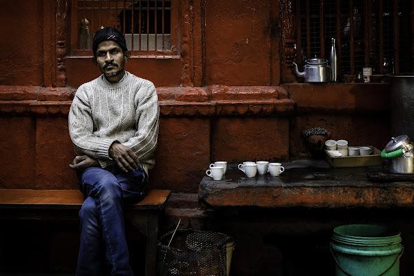 Il venditore di caffè di Gloria Staffa